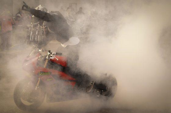 moto et écologie