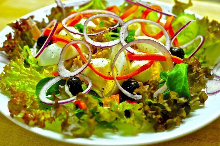 Les ingrédients pour une salade réussie